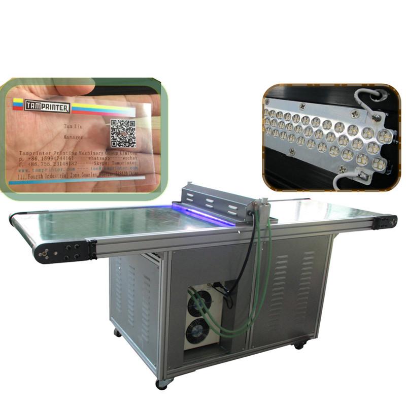 TMLED600 Film LED UV Dryer for PVC UV Ink floor