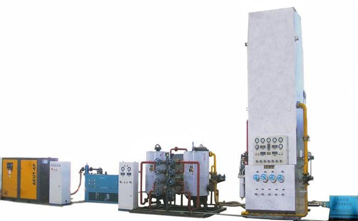 liquid oxygen generator air separation plant