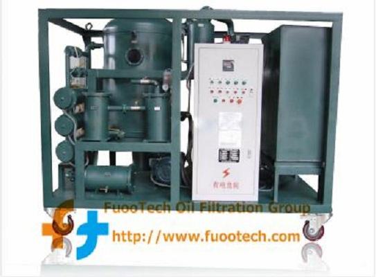 Vacuum Insulation Oil Regeneration Machine Oil Purifier Oil Filtering Machine
