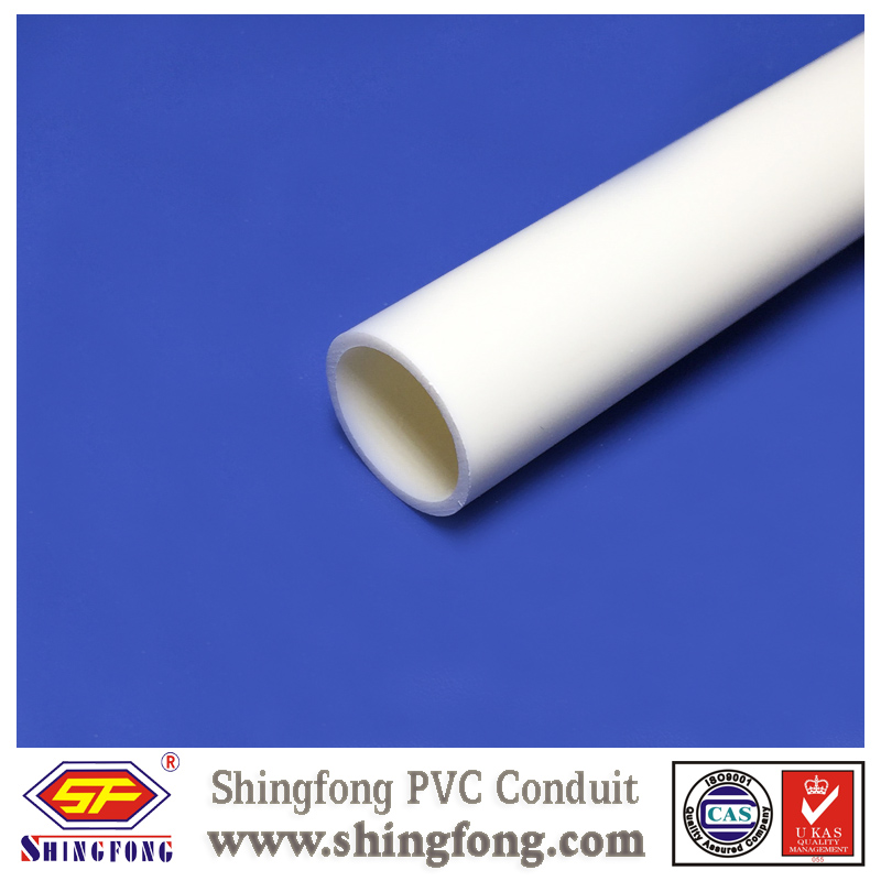 Fire Retardant PVC Arc Floor Cable Trunking and PVC conduit