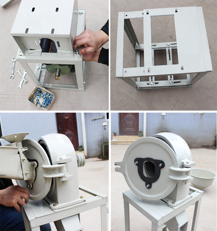 Hot sale factory direct price rice huskerrice milling machine