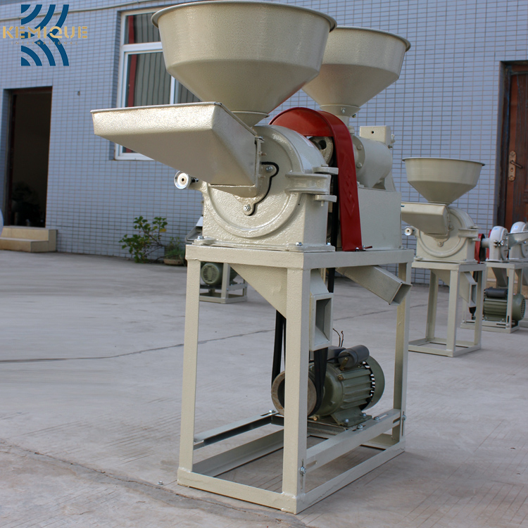 Good quality combined rice mill machineryrice husker and polisher