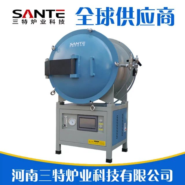 1600degrees High Temperature Vacuum Atmosphere Chamber Furnace