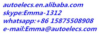 Hot Sale Renault Koleos Clio 4 Button Smart Key Card PCF7952 Laser Blade 433Mhz