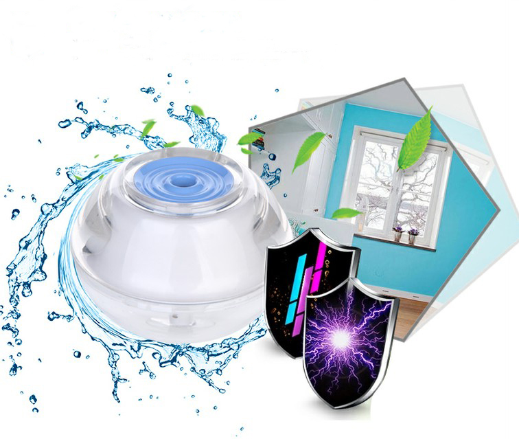 Portable 120mL Soft Warm Mist humidifier 350mA 5V Crystal Nightlights Ultrasonic Humidifier for Airconditioned Room