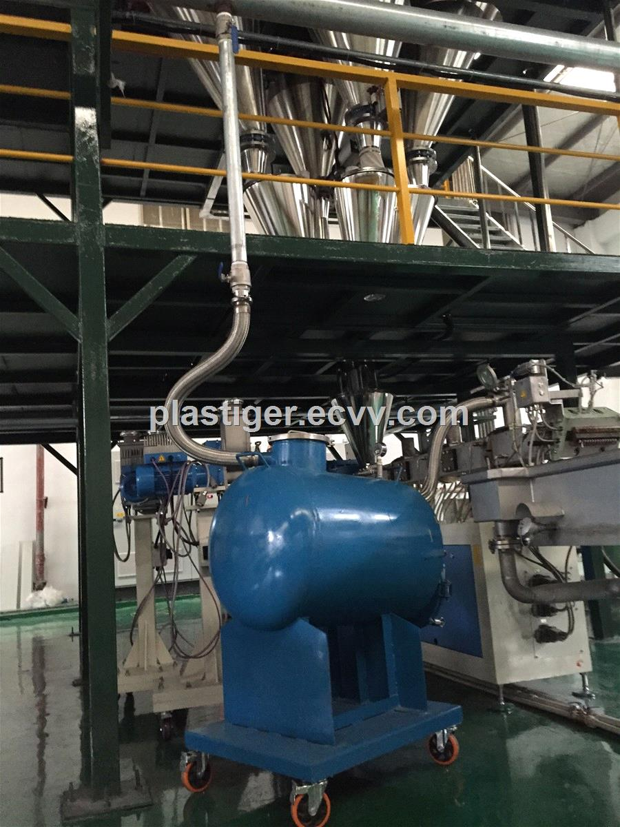 AntiBlocking Vacuum Pumping Station Gas Purification Tank