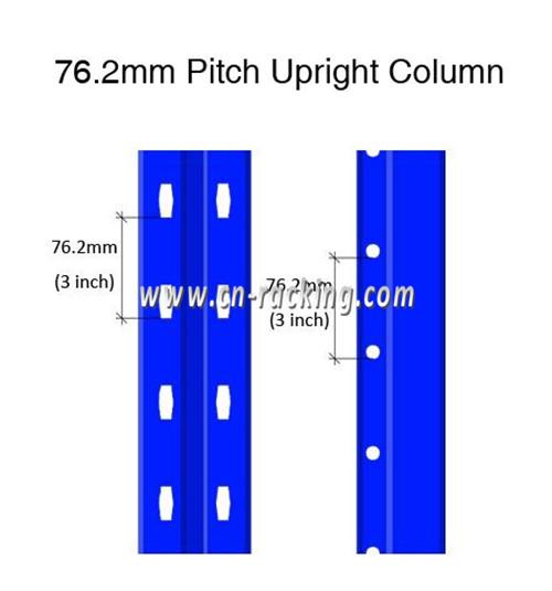 762 Pitch Australian Standard Heavy Duty Pallet Rack