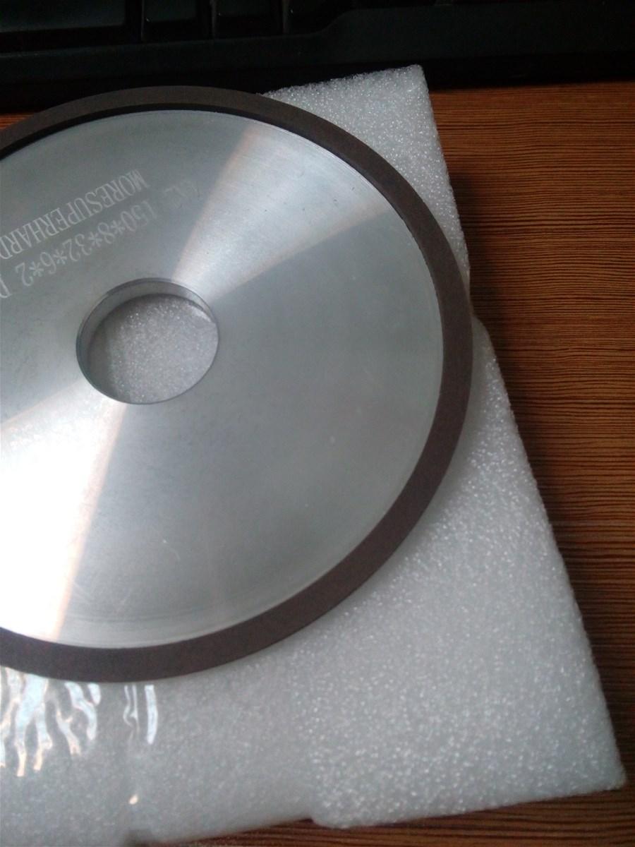 Wood Industrial Resin Bond Diamond Grinding wheel for Circular Saw Blade