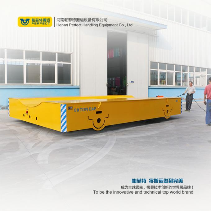 Energy Transfer Facility in PERFECT Company Material Transport Solution