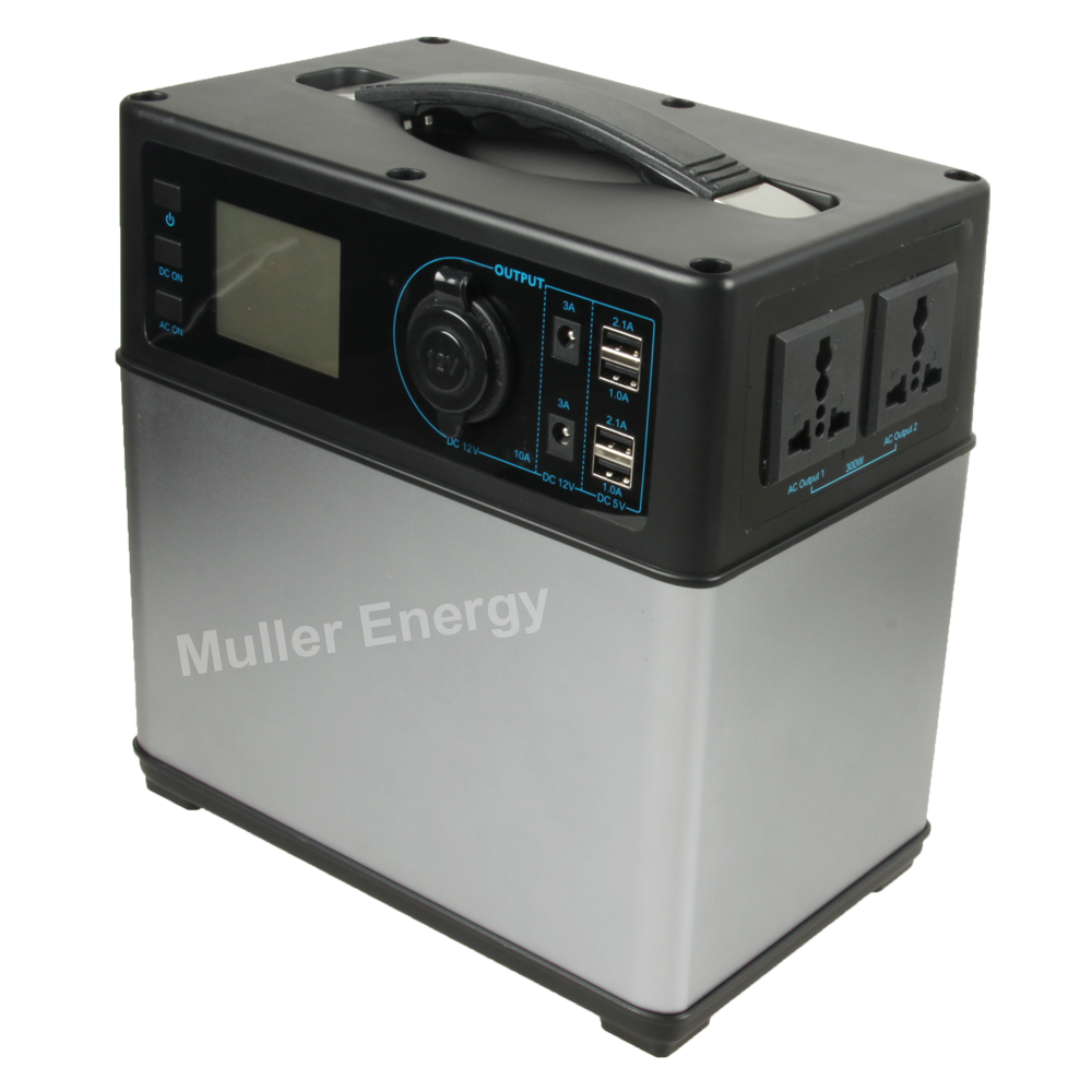 MULLER ENERGY Mobile ESS and Home ESS
