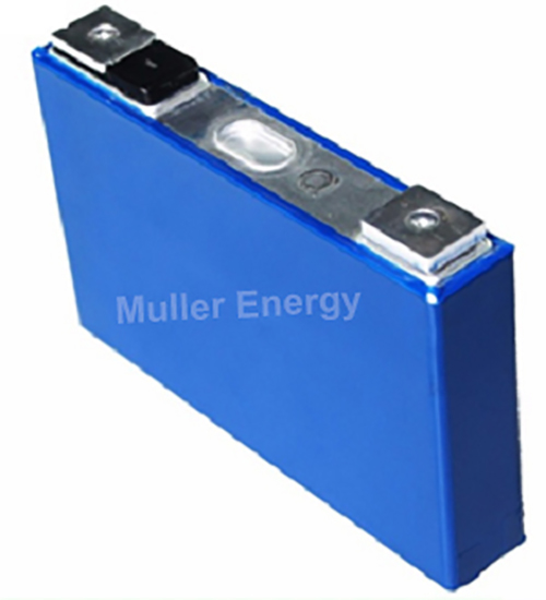 Muller Lithiumion battery cell 80AH