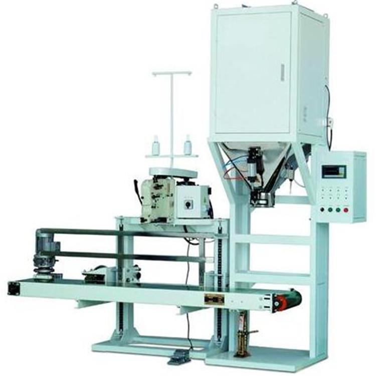 Granular Packer is to pack granular materials such as rice corn seeds etc into openmouth