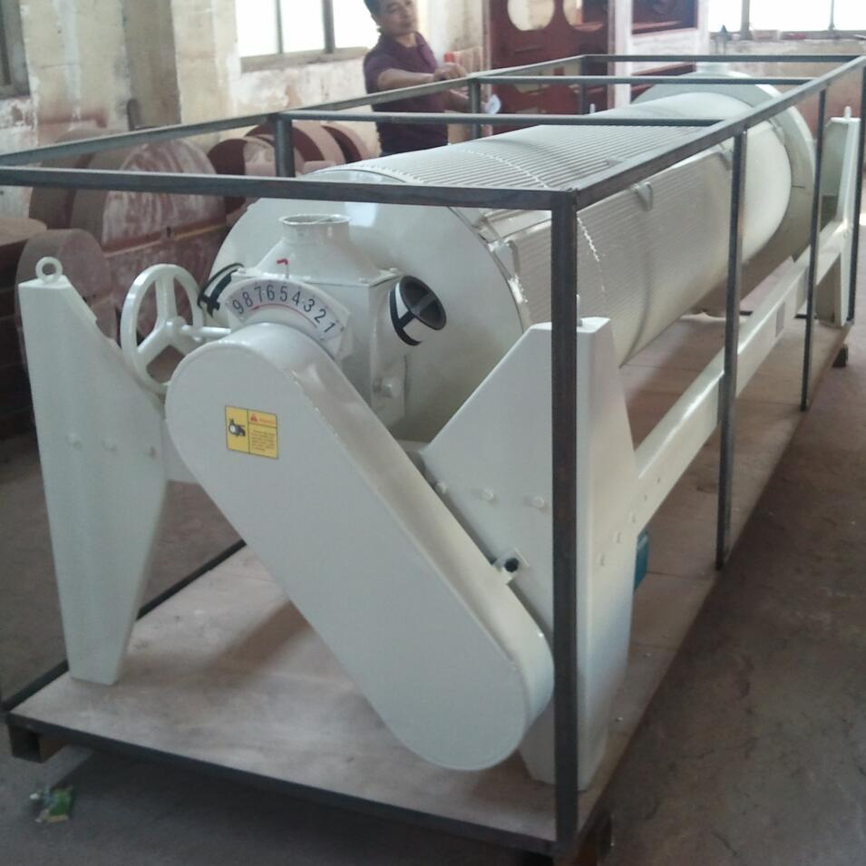 Indented Cylinder Separator Trieur Rice Length Separator