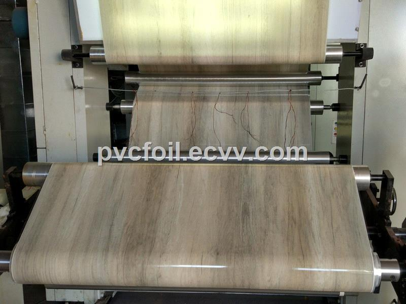 Solventwiping Resistant Wood Design MDF Hot Stamping Foil For Furniture Board Application