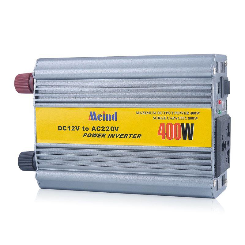 400W Power Inverter AC Adapter Car Inverters Power Supply Watt Inverter Car Charger