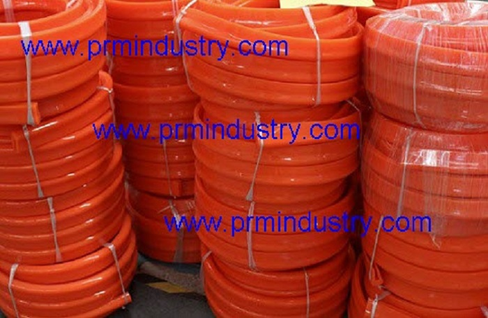 Poly CappingPolyurethane CappingShake Screen Capping Rubber