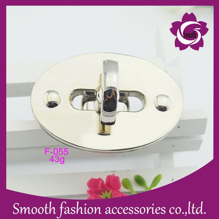Customization Fashion Metal Alloy Bag Lock Handbag Accessories Hardware
