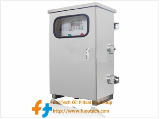 Series FYZ OLTC On Load Tap Changer Insulation Oil Purifier