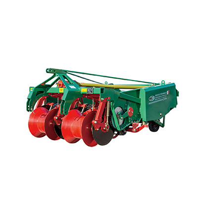 4UX165 Potato Harvester the best of machine
