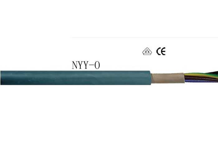 Installation cable with PVC sheath CE approved NYMJONYY