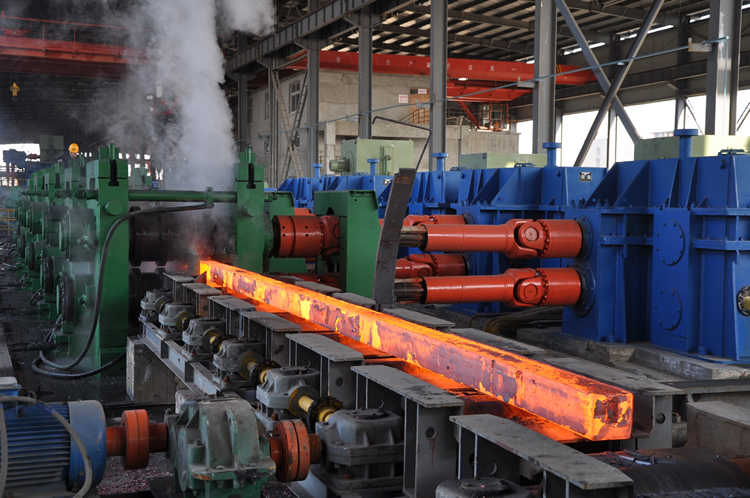 Rebar rolling mill machine for sale