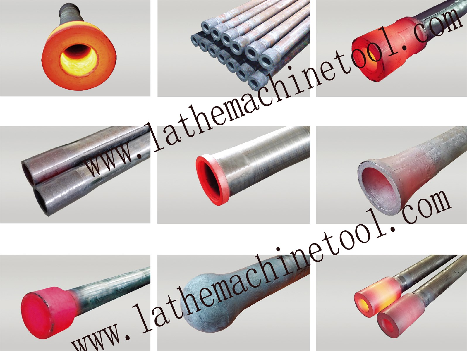 High Precision tubular upsetting press for Upset Forging of drill pipe