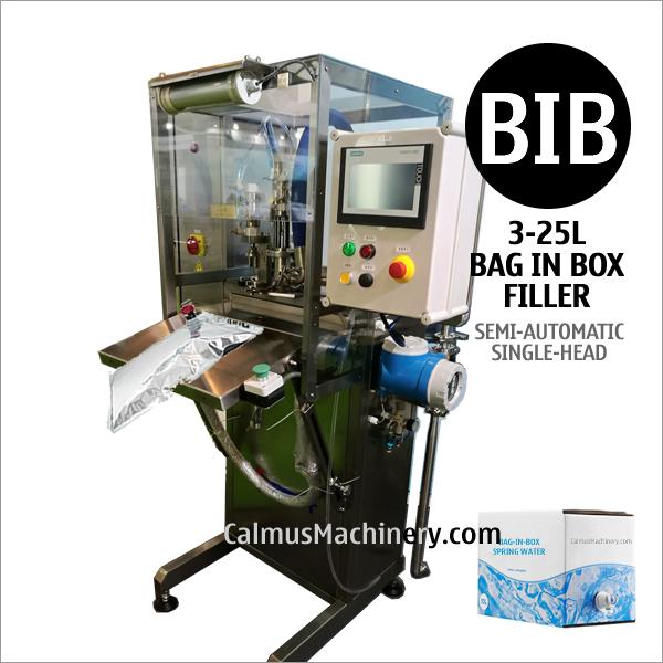 BIB Filling Machine Bag Water Packaging Equipment Bag in Box Filler