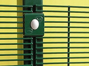 Cheap Galvanized Anti Climb Metal 358 Security Wire Mesh Fence