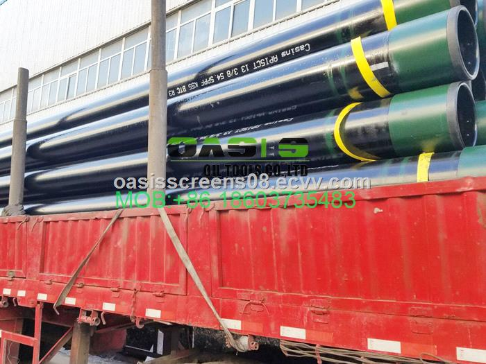 Seamless OCTG 13 38 inch P110 API 5CT casing and tubing