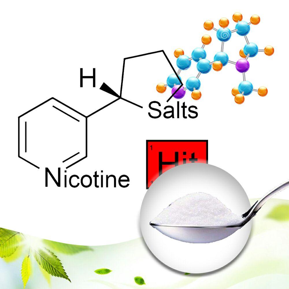 nicotine saltliquid nicotine and pure nicotine