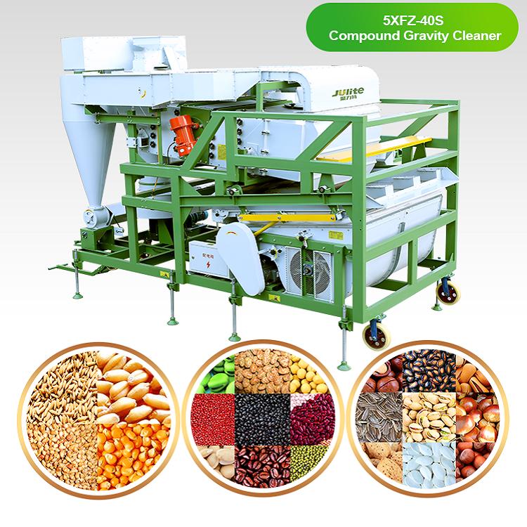 5XFZ40SJulite high performance gravity grain cleaner for sale