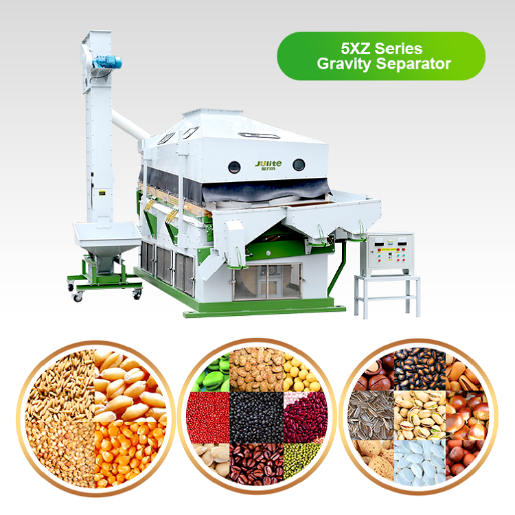 5XZ8Grain sorting machine with high capacity 8th China suppliers