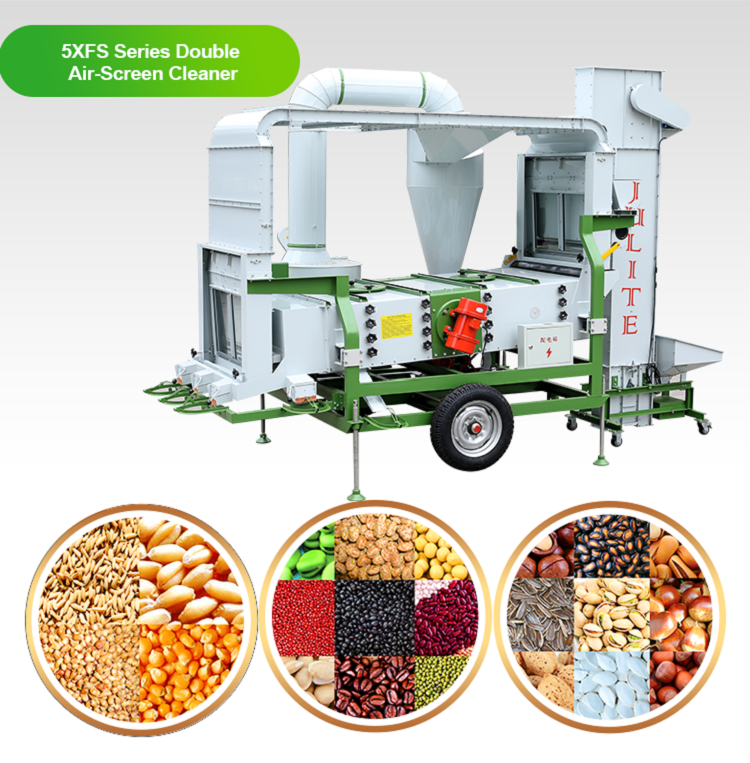 5XFS75FC Sunflower Seed Cleaner