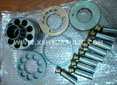 Hydraulic Piston Pump parts and Hydraulic Motor parts