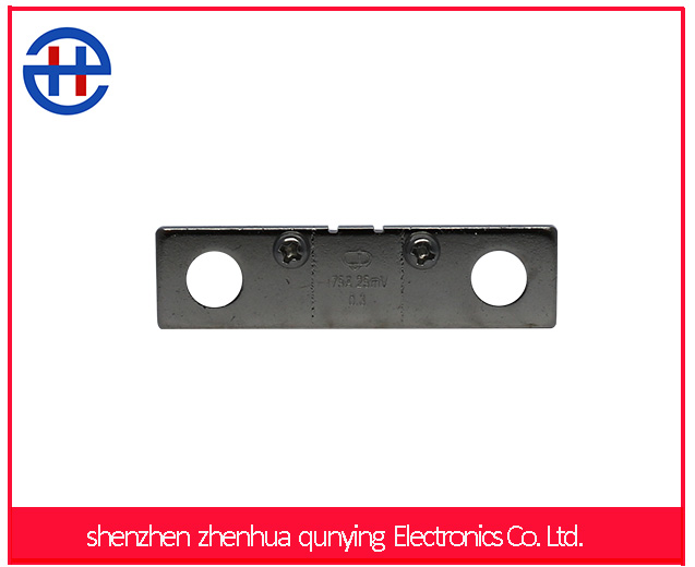 Stability whole sale Electrical Shunt FL2A 175A25mv for electric cars