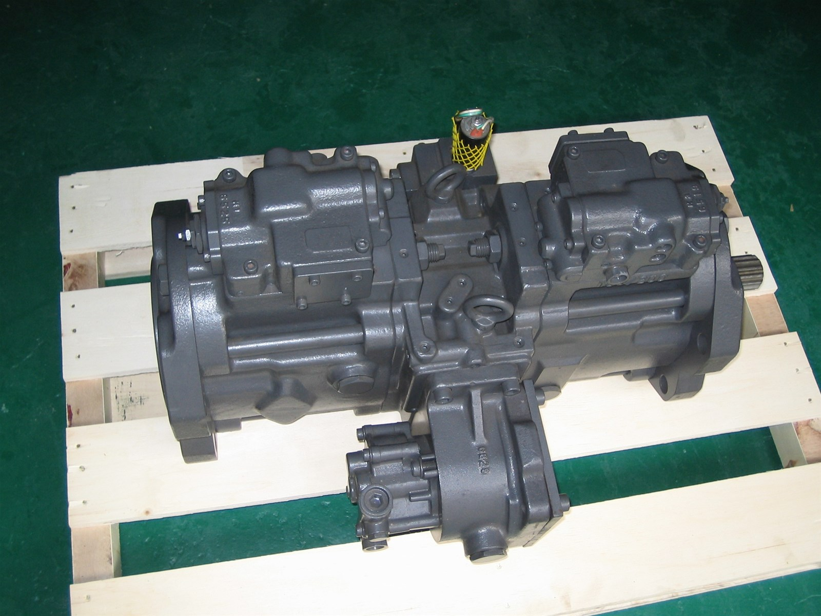 KAWASAKI PISTON PUMPSK3VK5V PUMPS