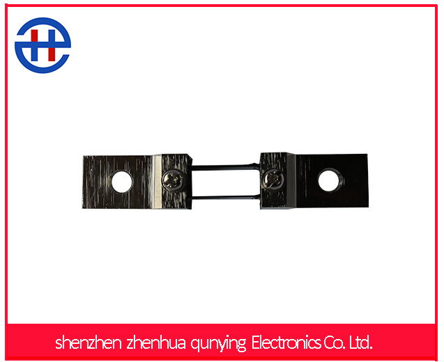 China supplier FL2T type 150A 75MV dc electrical current shunt for electric cars