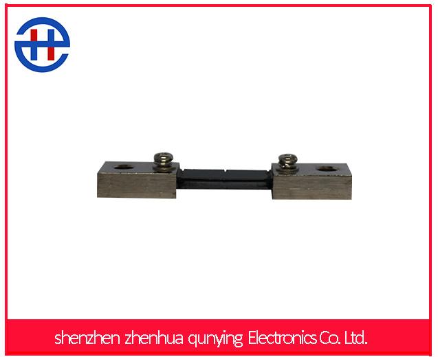 FLF Type 100A current flowing voltage drop 75mv shunt resistor For Digital Amp meter Analog Meter