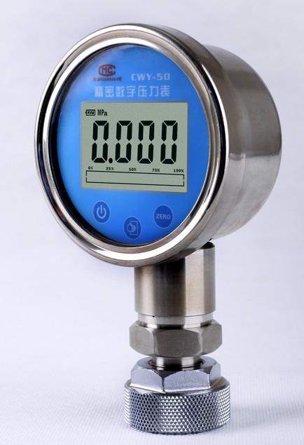 precision digital pressure gaugeCWY50