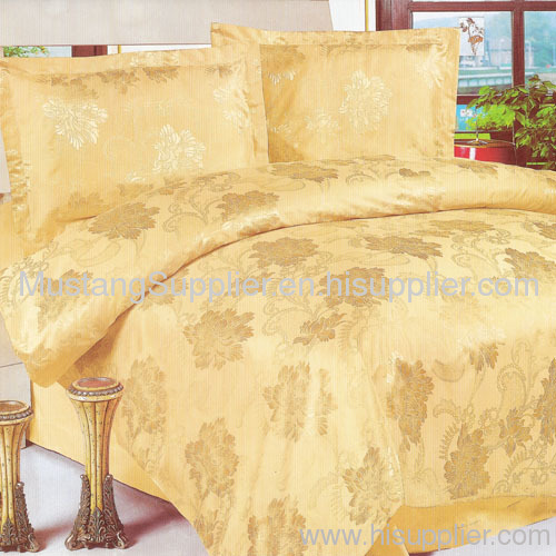 2018 New Hot Selling Your DIY Genuine 100 Silk Bedding setsGold Years