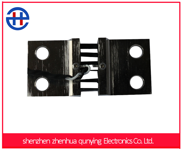 Factory direct sales FL2T 500A 25mV manganin dc ammeter shunt Resistor For Digital Amp