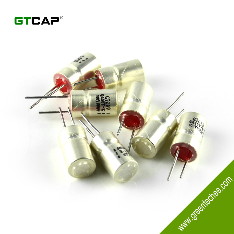 GTCAP Radial wet tantalum capacitor