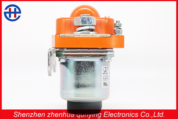 400a Bridge doublecoil opened contacts rate voltage 48v dc contactor used in electric mini dumper battery vehicle