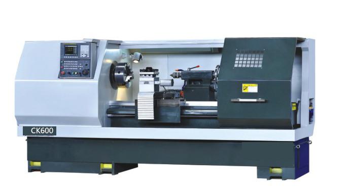 Horizontal Turning Machine CK600 CNC Lathe Machine