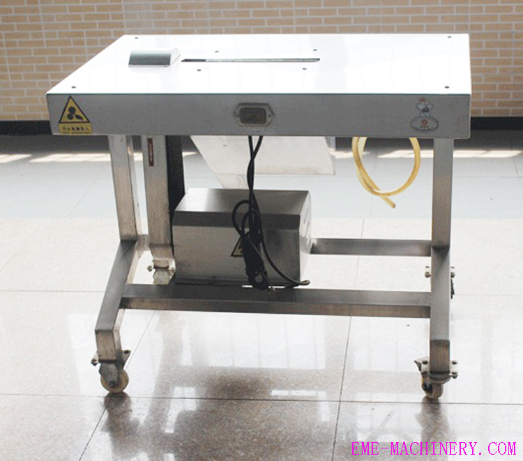 Poultry Gizzards Skin Removed Machine poultry processing equipment