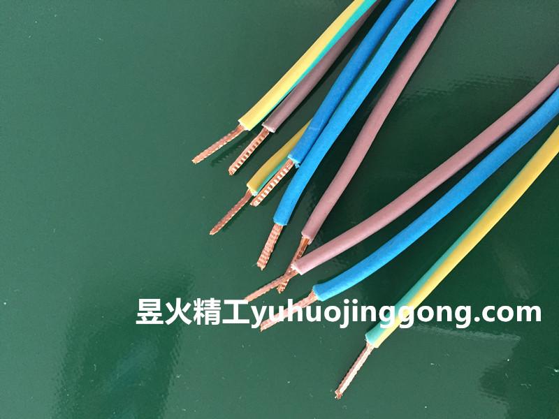 Automobile wire harness ultrasonic welding machine