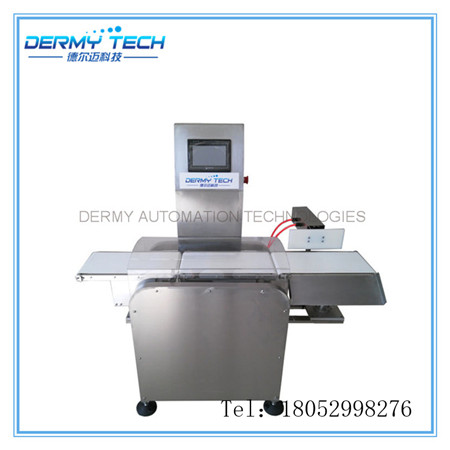 Automatic Online Check Weigher for Food Detection