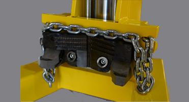 Portable Handheld Hydraulic concrete Pile Post Puller machine