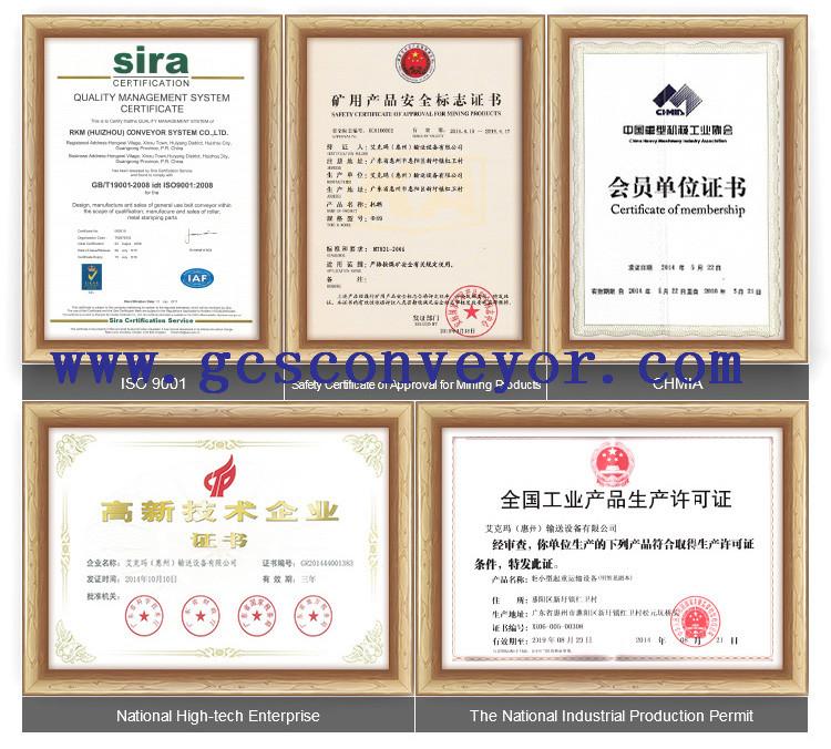 Heavy duty roller conveyor linePower sprocket roller Top China supplies conveyor line