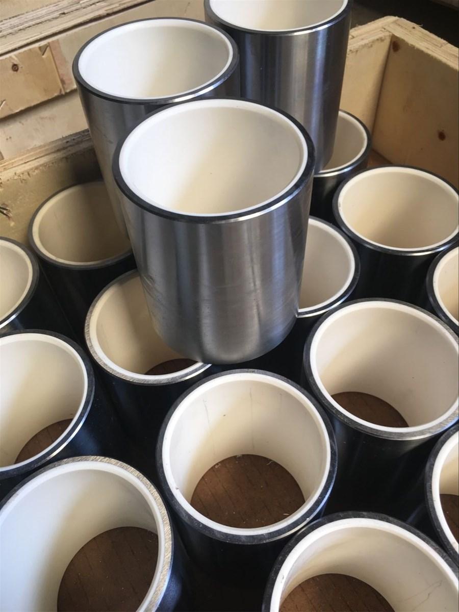 FMC 435 bean pump ceramic liners